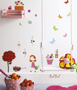 Ideas para decorar habitaciones infantiles for Ideas para decorar paredes infantiles